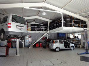 Réparation Garage de l'Entremont SA