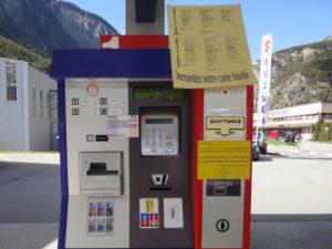 Station d'essence Garage de l'Entremont SA, Sembrancher Valais